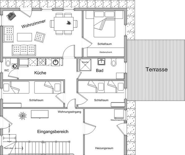 ferienhof schwennesen. Black Bedroom Furniture Sets. Home Design Ideas